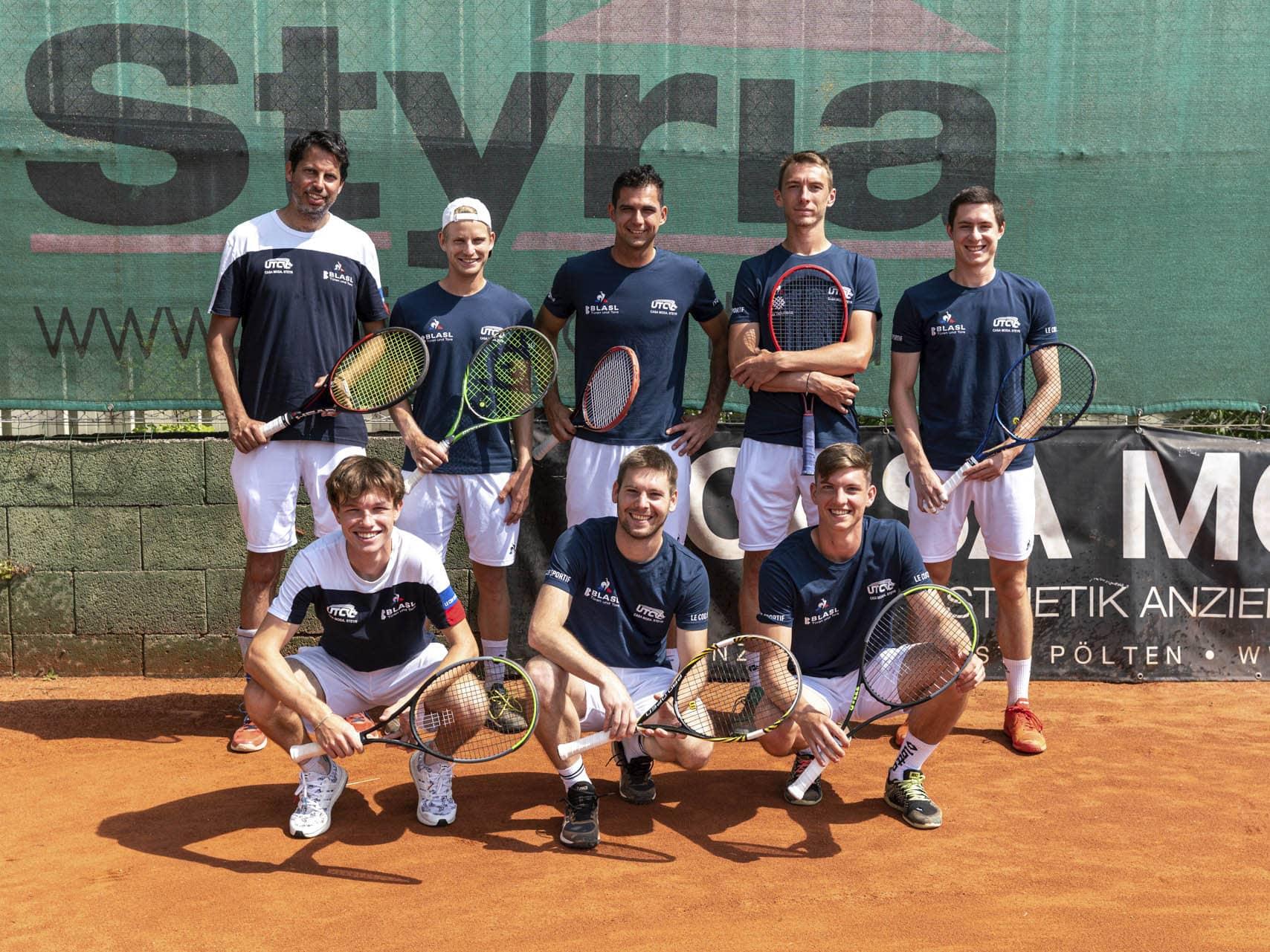 1. Tennis Bundesliga UTC CASA MODA Steyr