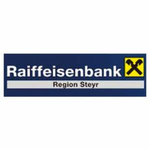 Logo Raiffeisen Bank Region Steyr