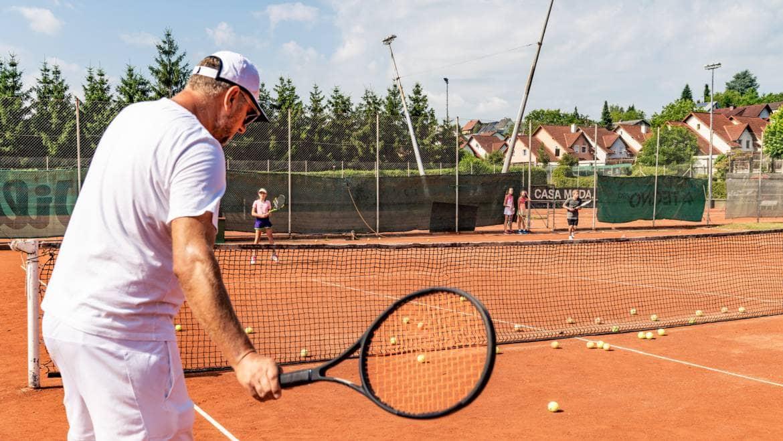 Tennis Kindercamps 2021